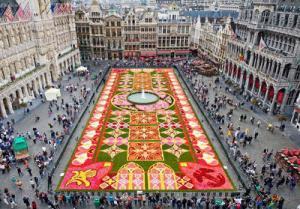 Нова година Брюксел - Антверпен - 30.12 - 03.01.2016