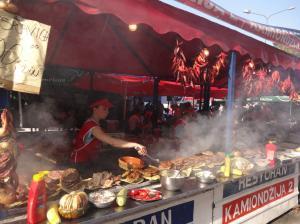 Златоград - празник на балаканската скара - СКАРИАДА /07ноември 2015