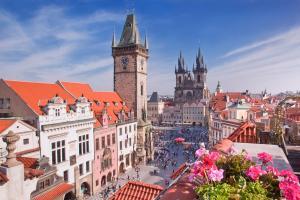 Уикенд в Прага през декември