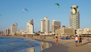 На плаж през ноември в Израел - 299 лв