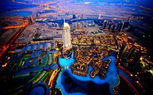 Нова Година 2016 в Дубай