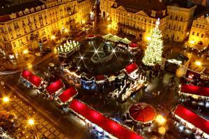 Коледна приказка в Прага – с включена вечеря на Бъдни вечер