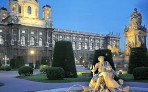 Виена и Дунавските столици