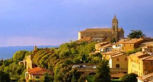 Рим, Тоскана и Свети Франциск