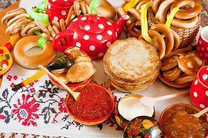 Масленица в Москва - Най-вкусният и весел празник на Русия