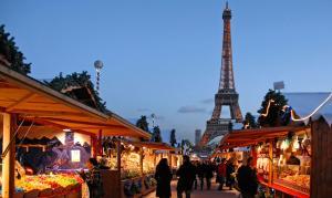 Предколеден Париж