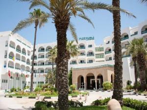 Нова година в Тунис - Marhaba Beach 4*