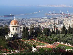Коледа в Израел