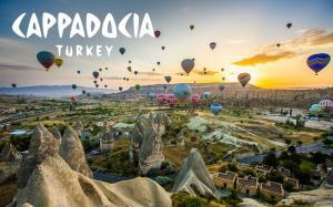 Кападокия и Истанбул