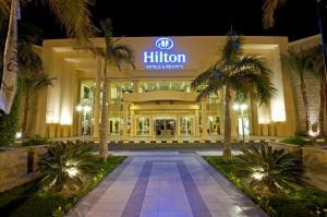 HILTON HURGADA RESORT 5*, Superior - Египет