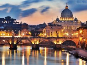 РИМ – ВЕЧНИЯТ ГРАД  , 3-ти март