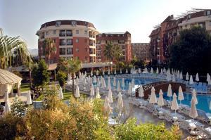 Ultra All Inclusive почивка в Palmeras Beach Hotel 5*, Алания