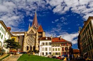 Автобусна екскурзия из Швейцария - Цюрих, Женева, Лозана, Залцбург и Милано