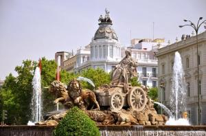 Септемврийски празници в Мадрид, Испания с полет от София