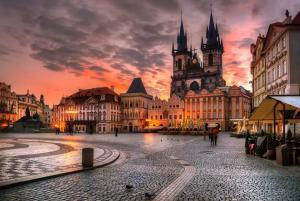 Самолетна екскурзия до Прага, Чехия с полет от София