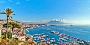 Почивка в Италия - Кампания, Неапол - хотел Marina Club 4*