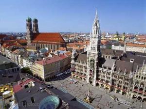 Самолетна екскурзия Мюнхен и Баварски замъци с полет от Варна, ранни записвания