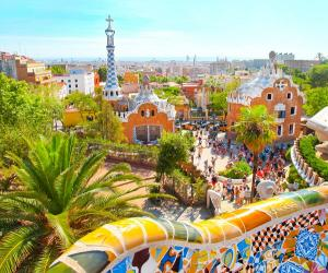 Автобусна екскурзия Барселона, Френска Ривиера и Прованс