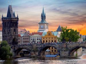 Автобусна екскурзия до Прага - градът на 100 те кули от София
