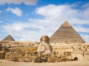 Почивка Перлите на Египет - Хургада + Кайро с полет от Варна - хотел Desert Rose Resort 5*