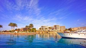 Почивка Перлите на Египет - Кайро + Хургада с полет от Варна - хотел Jaz Aquaviva 5* Superior