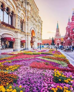 Златна есен в Русия - Москва и Санкт Петербург от Варна