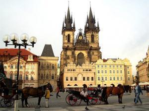 Септемврийски празнини в Прага, Чехия - DUO Praha 4* - ранни записвания