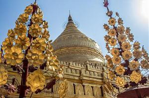 Виетнам, Камбоджа, Тайланд, Мианмар и Лаос - самолет от София