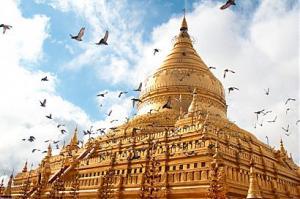 Мианмар, Виетнам, Камбоджа и Лаос - самолет от София - ПОТВЪРДЕНА за 10.11.18!