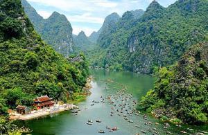 Виетнам, Камбоджа и Тайланд - самолет от София, Потвърдена за 10.11.18!