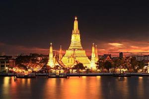 Мегаполисите на ИНДОКИТАЙ - Бангкок, Ханой, Сайгон - бг група, самолет от София