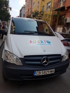 Трансфер на туристи  в България