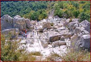 Русе - Перперикон и Татул. Гробницата в Александрово и Музея на тракийското изкуство – Русе