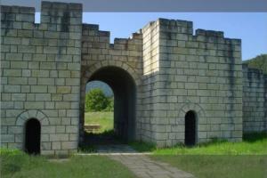 Русе - Старите столици на България: Плиска и Велики Преслав. Мадарски конник – Русе