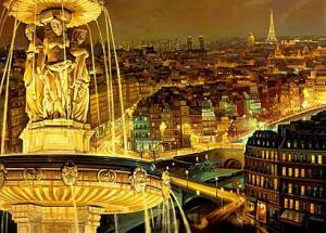 Париж през Виена, Мюнхен, Залцбург - икономична - автобус от София и Пловдив