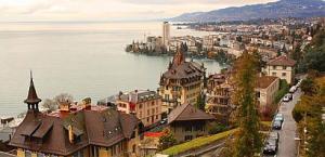 Швейцария, Лихтенщайн, Австрия и Италия - самолет от София