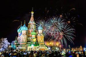 Нова Година 2019 в РУСИЯ: Москва и Санкт Петербург - 27.12.2018 - бг група - самолетна екскурзия от София - ПОТВЪРДЕНА!