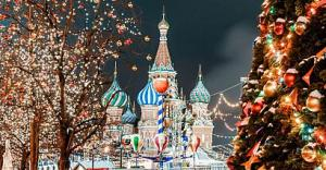 Нова Година 2019 в РУСИЯ: Москва и Санкт Петербург - 28.12.2018 - бг група - самолетна екскурзия от София - ПОТВЪРДЕНА!