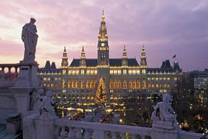 Коледни базари във Виена