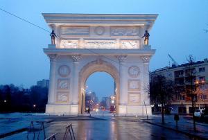 Коледа в Скопие