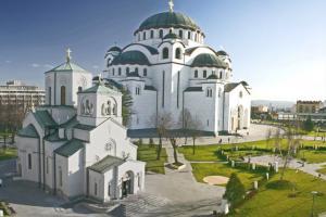 Коледа в Белград - по Сава и Дунав