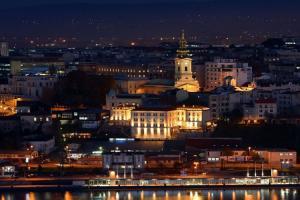 Коледа в Белград - сърцето на Балканите