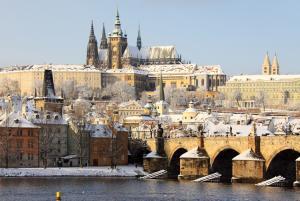 Коледа в Прага - със самолет