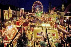 Нова година във Виена