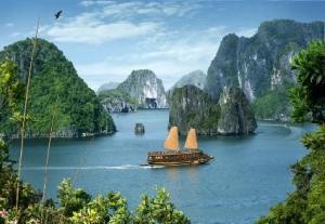 Нова година - Виетнам и Камбоджа