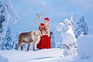 ЛАПЛАНДИЯ - Нова година в страната на Дядо Коледа