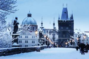 Нова година в Прага