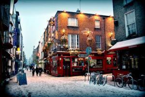 Дъблин - духът на ирландската Коледа