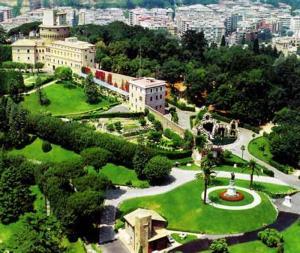 Почивка в Италия, Лацио - хотел Grand Hotel Die Cesari - полет от София