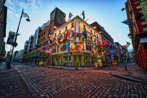 Самолетна екскурзия до Ирландия - Дъблин, древност и съвремия с полет от София